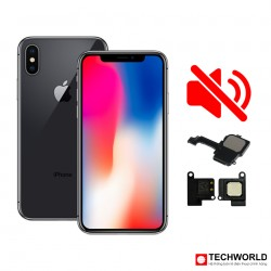 Thay loa iPhone X