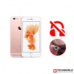Thay cáp tai nghe iPhone 6S