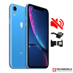 Thay loa trong iPhone XR
